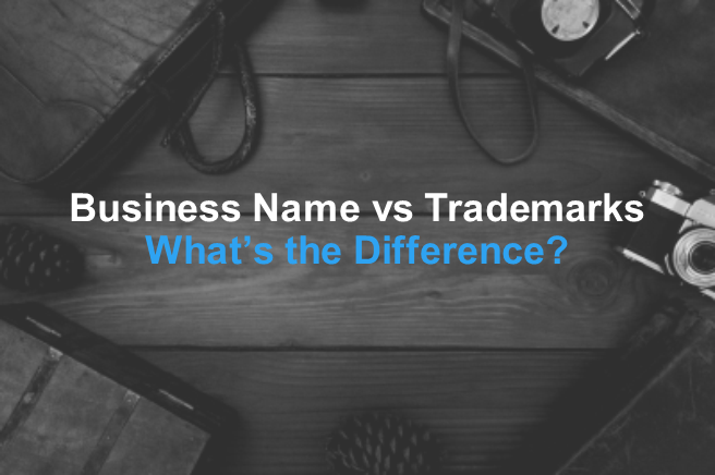 Business Name vs Trademark – What's the Difference?
