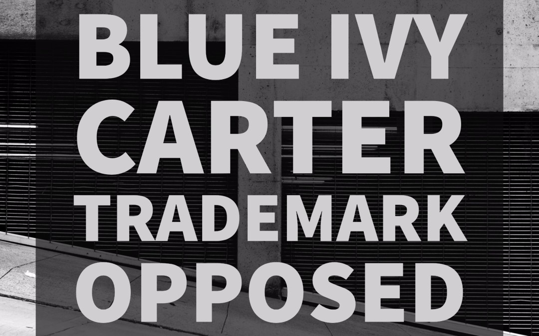 Beyonce's Blue Ivy Carter Trademark Opposed
