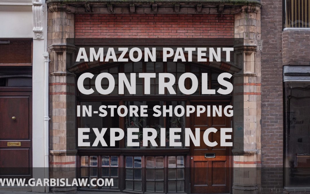 Amazon Patent Controls Online Shopping